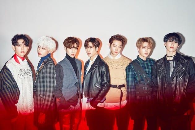 JJ프로젝트가 속한 그룹 GOT7(갓세븐). 사진=JYP엔터테인먼트