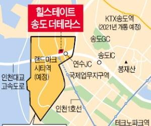 도보 5분도 넉넉한 역세권…주변엔 대형 개발 호재