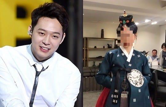 박유천 황하나 /사진=인스타그램