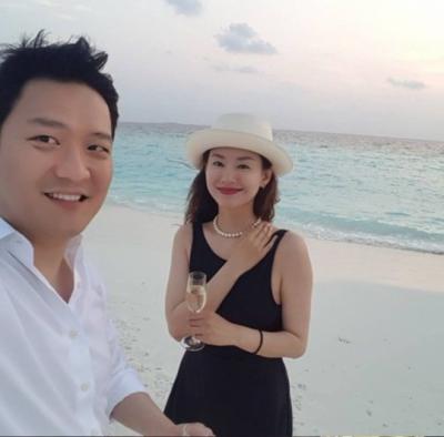 서유정, SNS에 9월 결혼 발표한 까닭