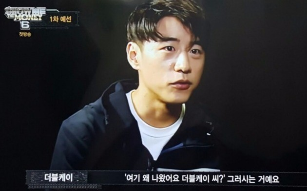 더블케이 / Mnet '쇼미더머니 시즌 6' 방송화면