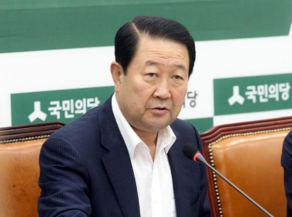 박주선 국민의당 비상대책위원장