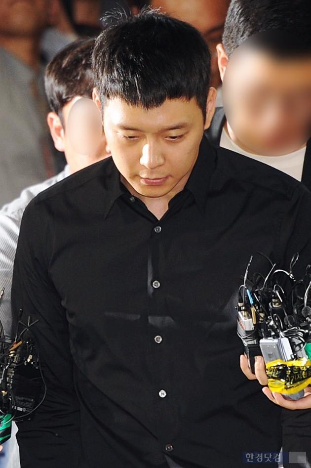 박유천 / 한경DB