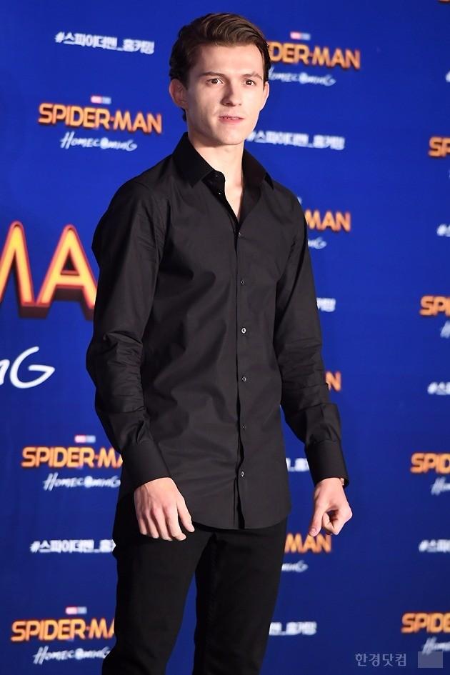 '스파이더맨 : 홈커밍' 톰 홀랜드 /사진=변성현 기자