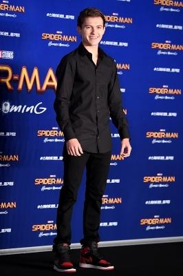 '스파이더맨 : 홈커밍' 톰 홀랜드