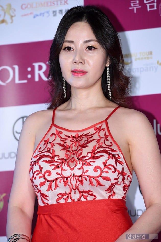 배우 김미영 / 사진=최혁 기자