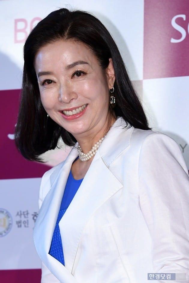 배우 김보연 / 사진=최혁 기자