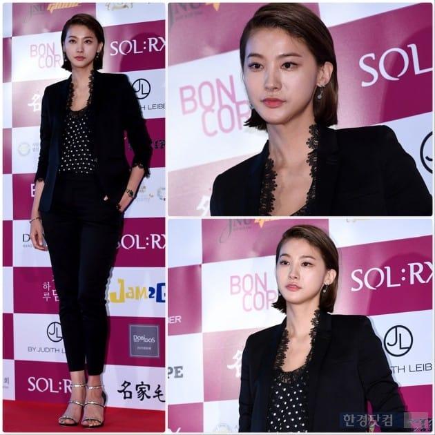 배우 유인영 / 사진=최혁 기자