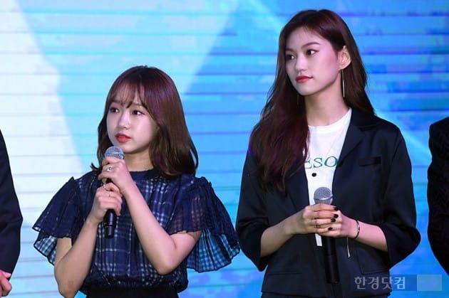 가수 최유정, 김도연 / 사진=최혁 기자