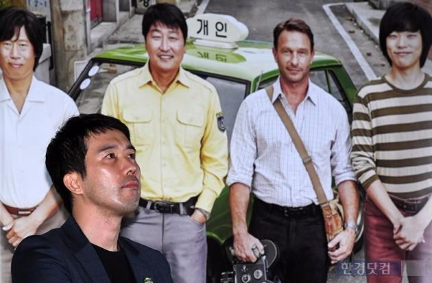 영화 '택시운전사' 장훈 감독 / 사진=최혁 기자