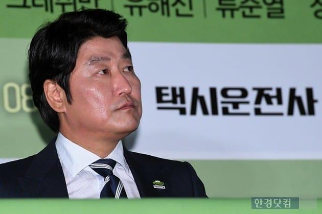 배우 송강호  /사진=최혁 기자