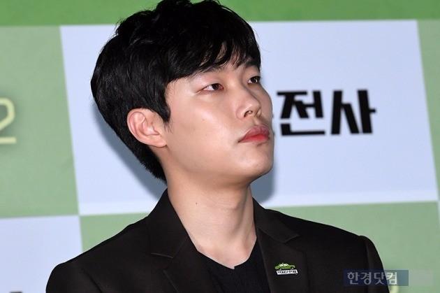 배우 류준열 / 사진-=최혁 기자
