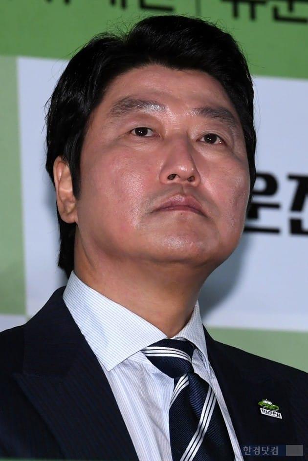 배우 송강호 / 사진=최혁 기자