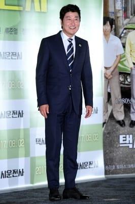 송강호, '믿고 보는 배우'