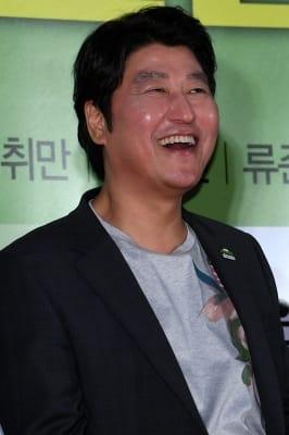 송강호, '이런 미소 처음이야~'