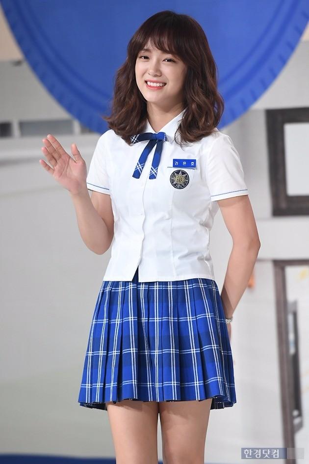'학교2017' 김세정 / 사진 = 변성현 기자