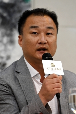 '전망 좋은 집' 이수성 감독, 곽현화 콘티도 다 확인했다