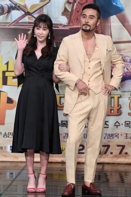 강예원-최민수, '오늘은 다정한 부녀~'