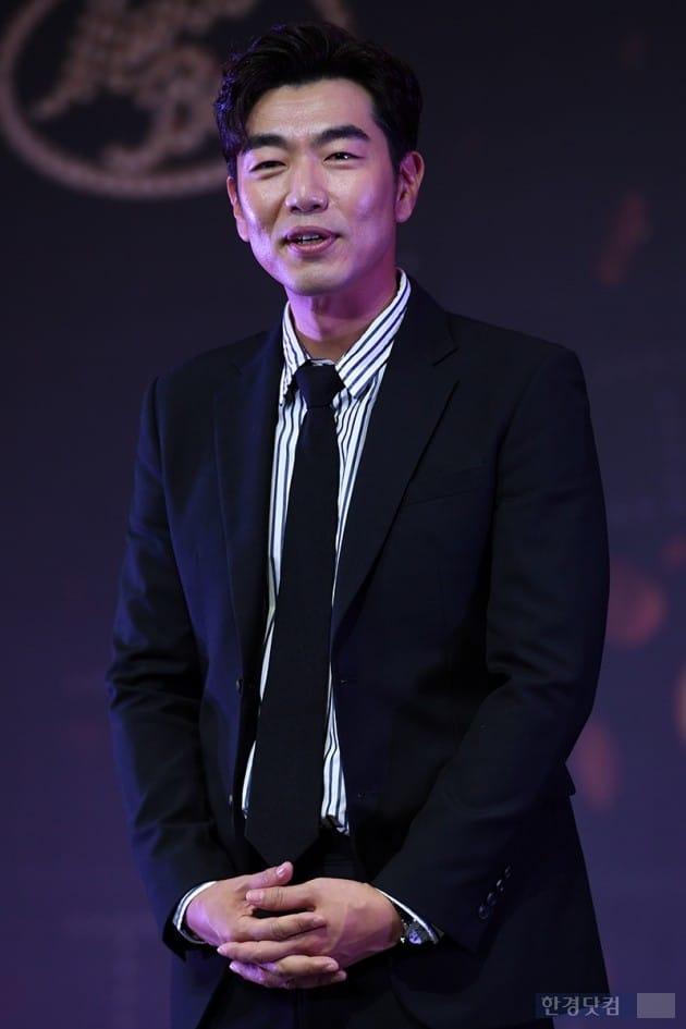 뮤지컬 '브로드웨이 42번가' 제작발표회, 배우 이종혁 / 사진=최혁 기자