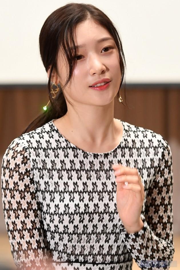 그룹 다이아 정채연 / 사진=최혁 기자