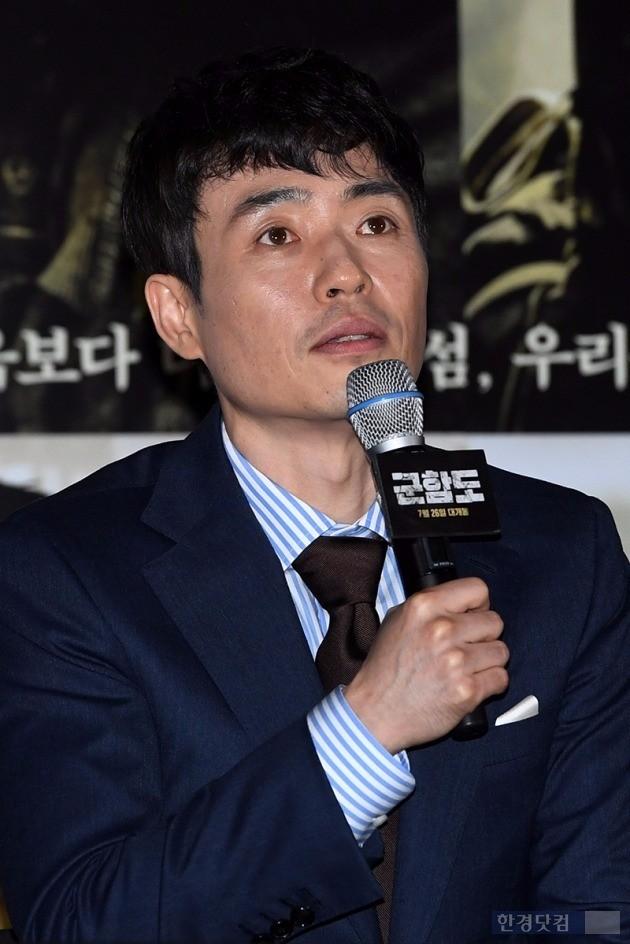 '군함도' 류승완 감독 / 사진=최혁 기자