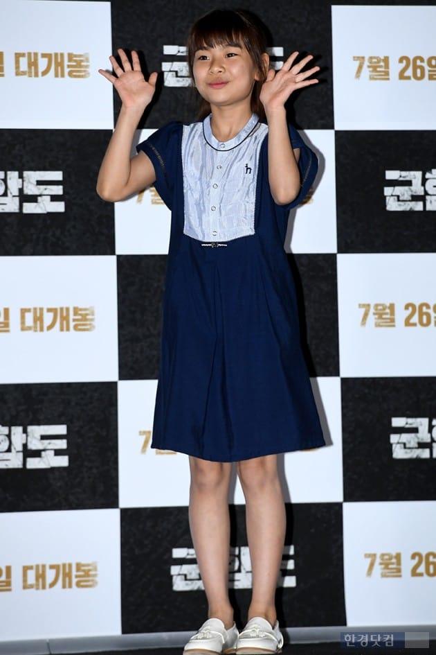 배우 김수안 / 사진=최혁 기자