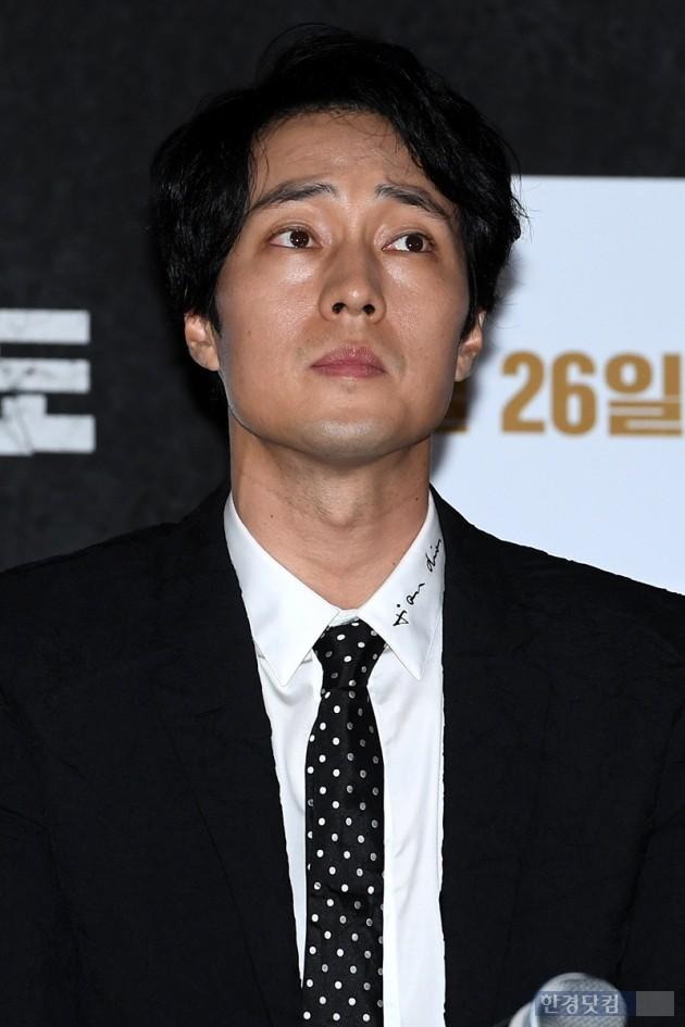 배우 소지섭 / 사진=최혁 기자