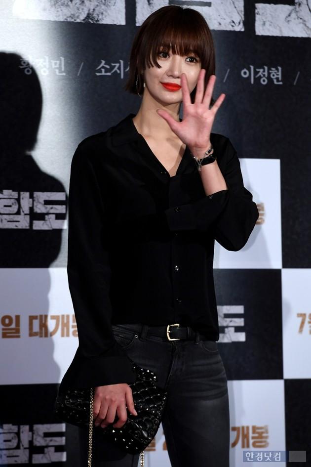 배우 고준희 / 사진=최혁 기자