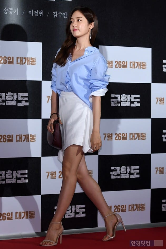 배우 성유리 / 사진=최혁 기자