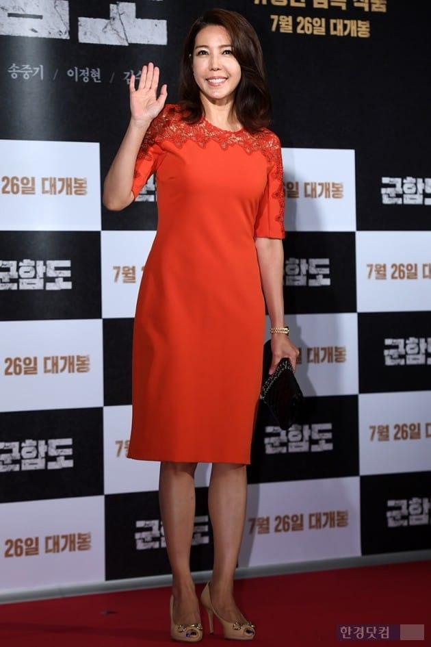 배우 전수경 / 사진=최혁 기자