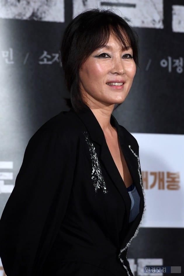 배우 이혜영 / 사진=최혁