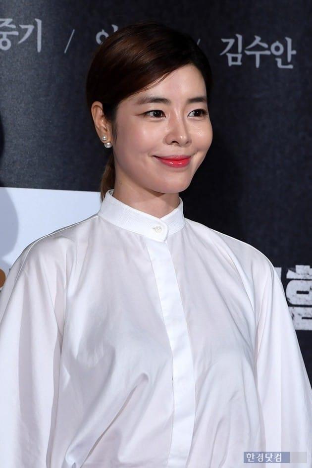 배우 김규리 / 사진=최혁 기자