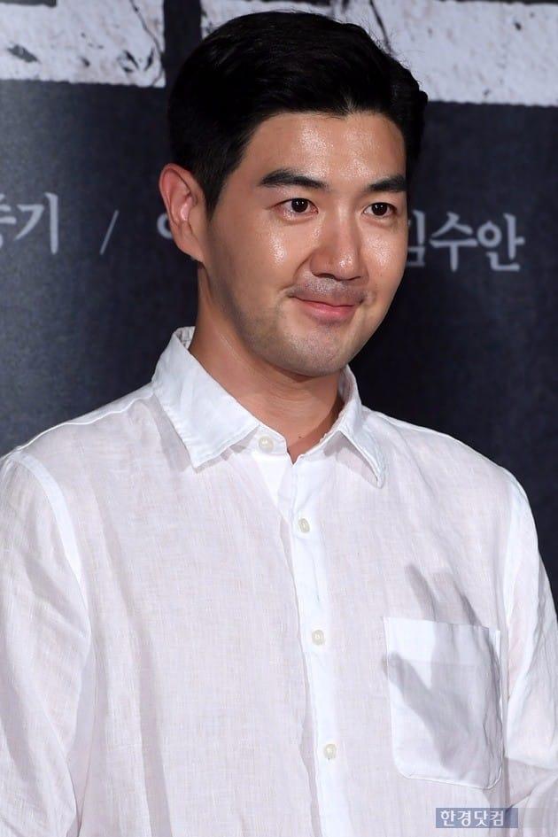 배우 한상진 / 사진=최혁 기자