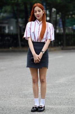 박보람, '다이어트로 완성한 완벽 각선미'