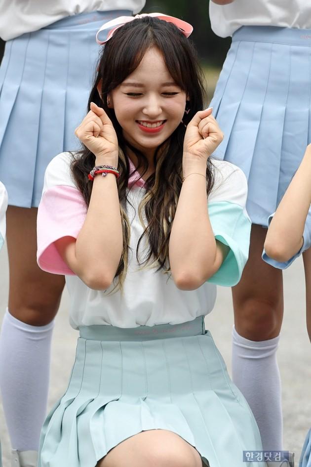 그룹 우주소녀 성소 / 사진=최혁 기자