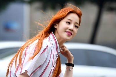 박보람, '미모 꽃이 활짝'