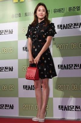 전혜빈, '우월한 비율 과시~'
