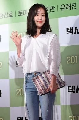 한지민, '소녀처럼 깜찍하게~'