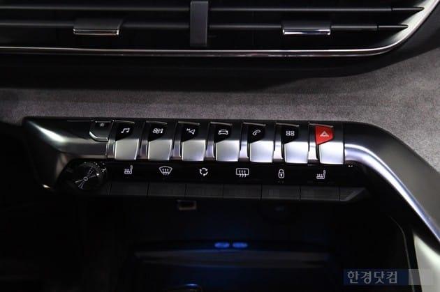푸조 고성능 프리미엄 SUV 'New 푸조 3008 GT' / 사진=최혁 기자
