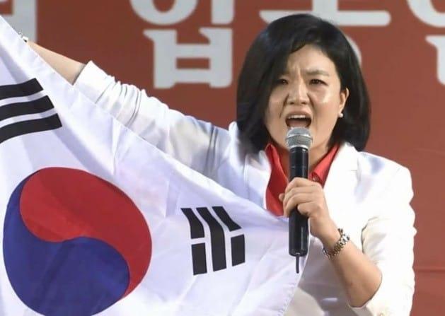 류여해 자유한국당 의원. 사진 출처=류여해 자유한국당 의원 페이스북