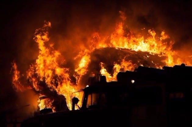 美 캘리포니아 중부 산불 확산…요세미티 전력공급 끊길 위기 (사진은 본문 내용과 관계 없습니다.) /게티이미지뱅크