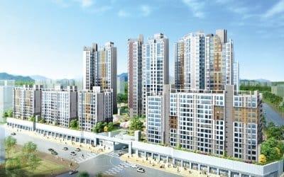 DMC에코자이, 72㎡ 틈새 평면 갖춘 '녹세권' 아파트