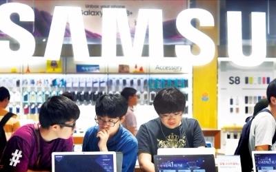 삼성 반도체, 1t 트럭 2300대분 판매…이익만 8조 냈다