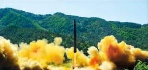 북한 ICBM 발사, 글로벌 상승 랠리에 '찬물'