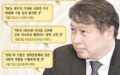SK, 계열사 평가에 '사회적 기여도' 반영한다