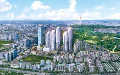 '강북의 강남' 용산·뚝섬…뜨거운 고가주택 경쟁