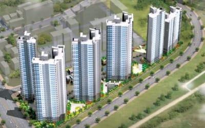 밀양강 푸르지오, KTX 역세권…밀양강변 첫 브랜드 아파트