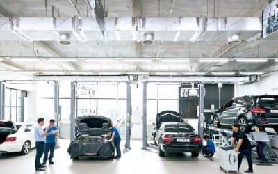 자동차 보증수리 연장은 '융합'의 산물