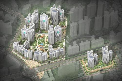 하반기 서울 분양시장 '강북 뉴타운 vs 강남 재건축'