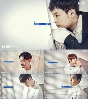 """버즈, 미니앨범 'Be One' 메들리 영상 공개 """"버즈감성 듬뿍"""""""
